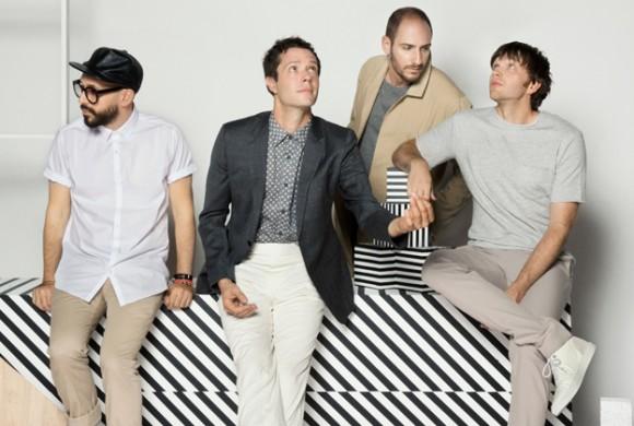 Tim, Damian, Dan y Andy