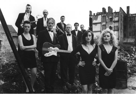 El elenco de The Commitments